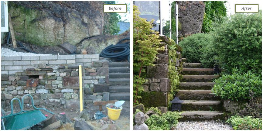 Derbyshire landscape gardening services elysium landscapes for Garden design derbyshire